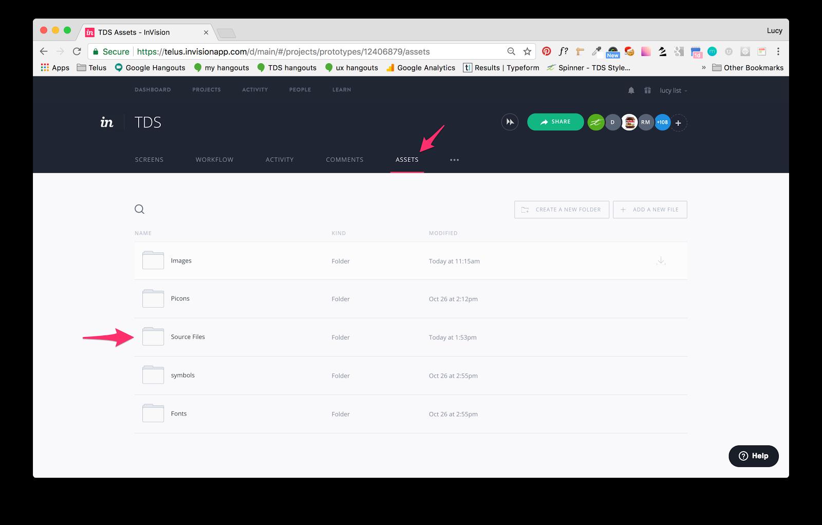 Designers · TELUS Design System